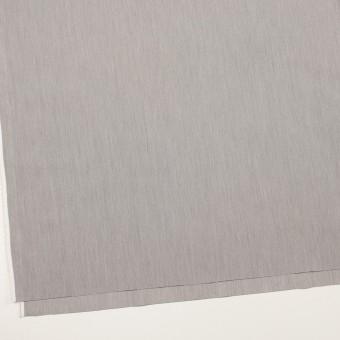 コットン&ナイロン混×無地(チャコールグレー)×シャンブレー・ローンストレッチ_全8色 サムネイル2