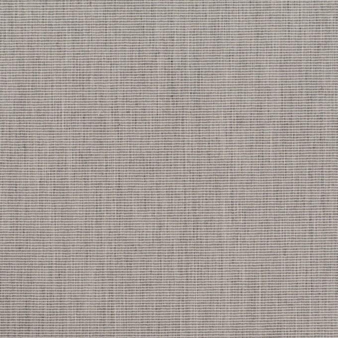 コットン&ナイロン混×無地(チャコールグレー)×シャンブレー・ローンストレッチ_全8色 イメージ1