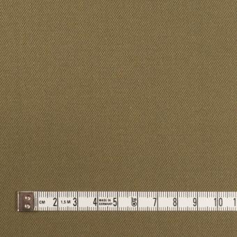 コットン×無地(アッシュカーキ)×二重織 サムネイル4