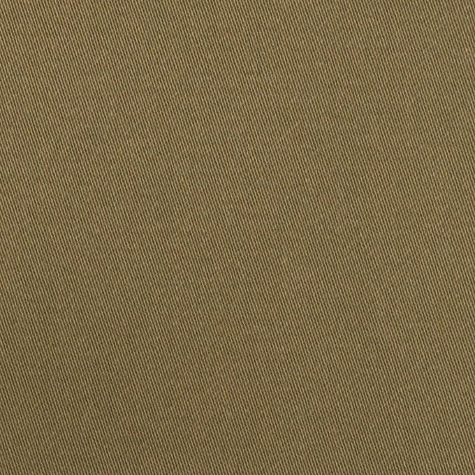 コットン×無地(アッシュカーキ)×二重織 イメージ1