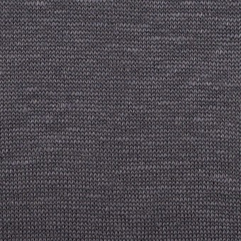 リネン&ナイロン×無地(ダブグレー)×天竺ニット_全3色 サムネイル1