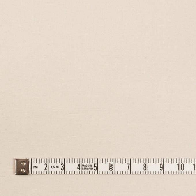 コットン×無地(エクリュ)×高密ポプリン イメージ4