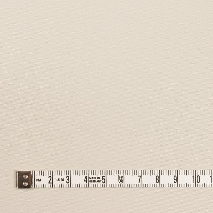 コットン×無地(アイボリー)×サージ イメージ4