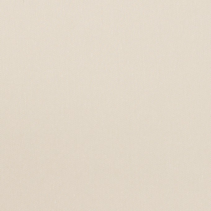 コットン×無地(アイボリー)×サージ イメージ1