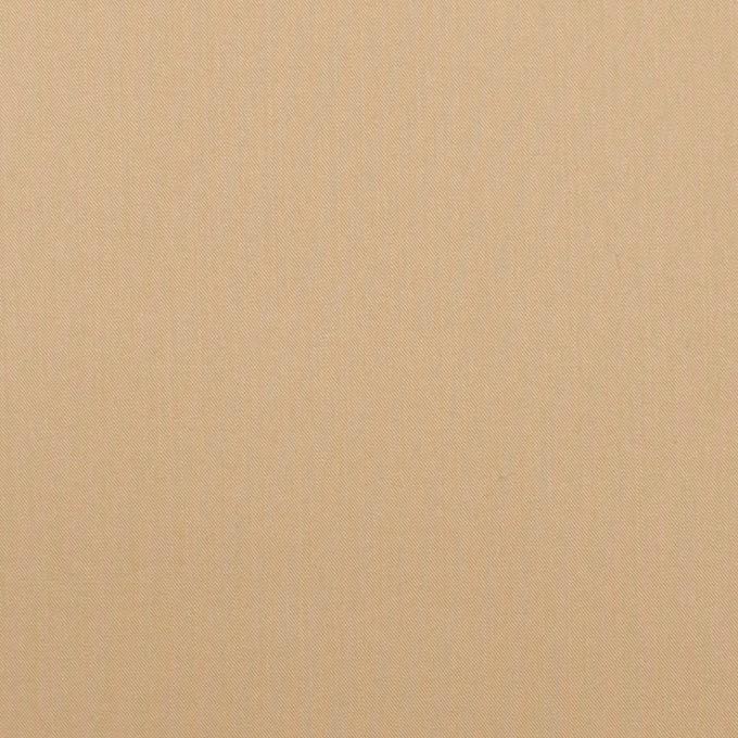 コットン×無地(ベージュ)×高密サージ イメージ1