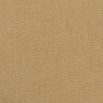 コットン&ナイロン×無地(カーキベージュ)×高密ポプリン・ワッシャー サムネイル1