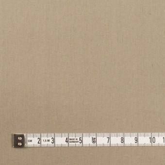 コットン&リネン混×無地(グレイッシュベージュ)×ポプリンストレッチ サムネイル4