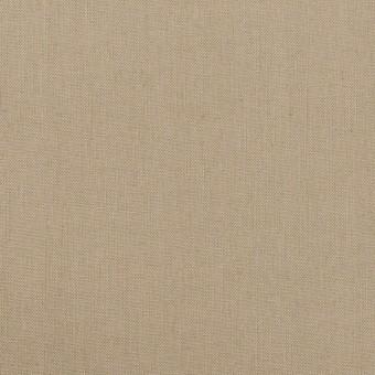コットン&リネン混×無地(グレイッシュベージュ)×ポプリンストレッチ サムネイル1