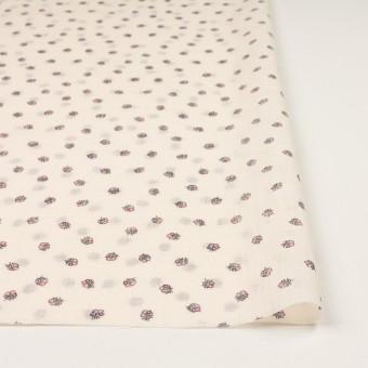 ラミー×フラワー(ピンク&エクリュ)×ボイル_全3色 サムネイル3