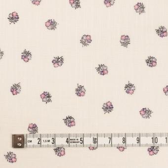 ラミー×フラワー(ピンク&エクリュ)×ボイル_全3色 サムネイル4