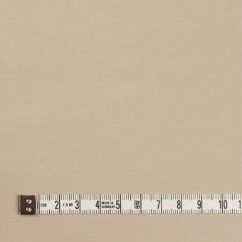 コットン&ナイロン混×無地(ベージュ)×ポプリンストレッチ_全2色 サムネイル4