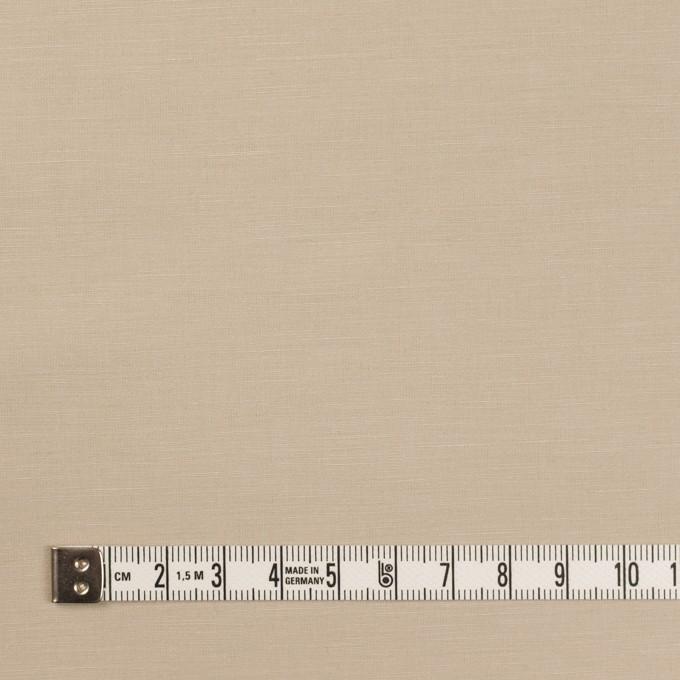 コットン&ナイロン混×無地(ベージュ)×ポプリンストレッチ_全2色 イメージ4