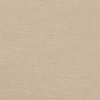 コットン&ナイロン混×無地(ベージュ)×ポプリンストレッチ_全2色