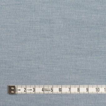 コットン&ナイロン混×無地(サックスグレー)×ポプリンストレッチ_全2色 サムネイル4