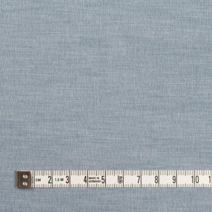 コットン&ナイロン混×無地(サックスグレー)×ポプリンストレッチ_全2色 イメージ4