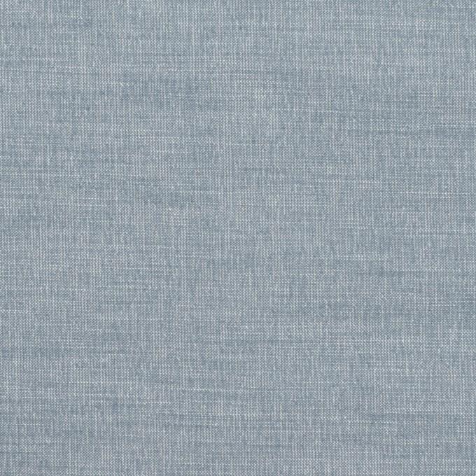 コットン&ナイロン混×無地(サックスグレー)×ポプリンストレッチ_全2色 イメージ1