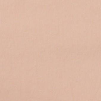 コットン×無地(ピンクベージュ)×タイプライター(高密ローン)・ワッシャー サムネイル1