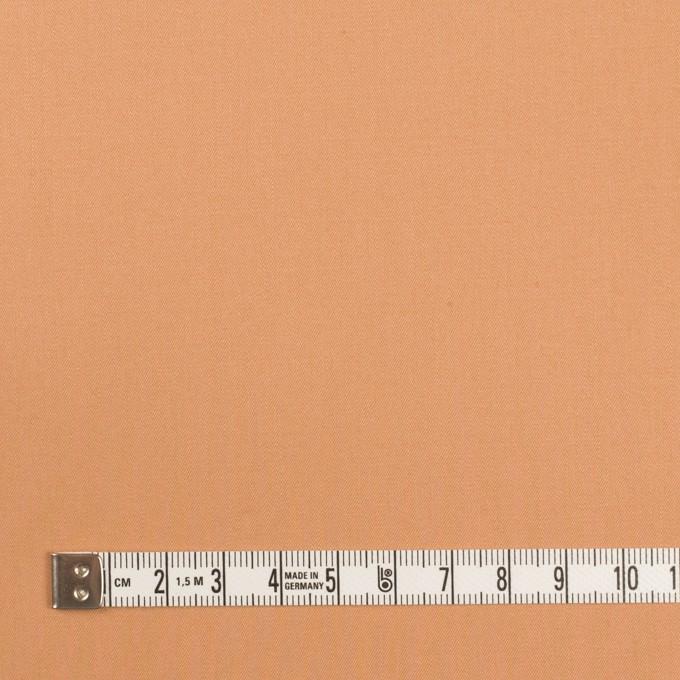 コットン×無地(アプリコット)×サテン イメージ4