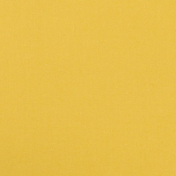 コットン×無地(レモン)×高密ブロード イメージ1