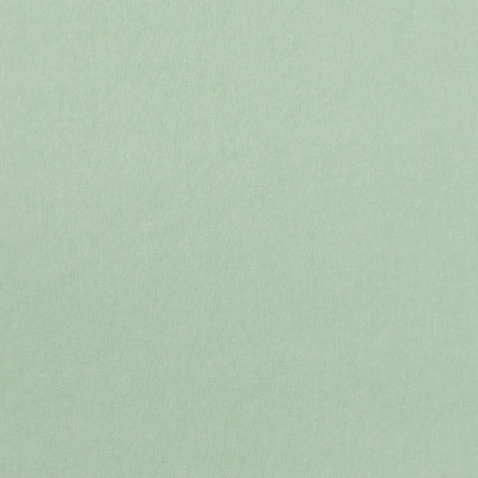 コットン×無地(ミント)×タイプライター(高密ローン)・ワッシャー イメージ1