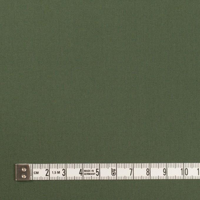 コットン×無地(カーキグリーン)×ブロード イメージ4