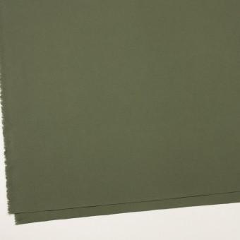 コットン×無地(カーキグリーン)×ポプリン サムネイル2