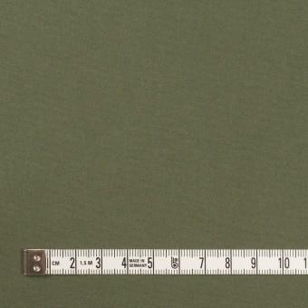コットン×無地(カーキグリーン)×ポプリン サムネイル4