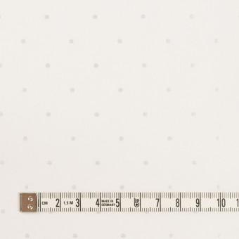 コットン&リヨセル×ドット(ホワイト)×ローンジャガード サムネイル4