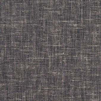 ポリエステル&リネン×無地(アッシュネイビー)×薄キャンバス・ストレッチ サムネイル1