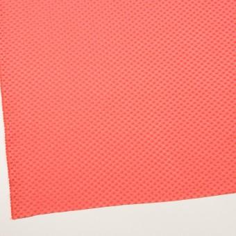 ポリエステル&レーヨン×スクエア(ルビーオレンジ)×ドビー_全2色 サムネイル2