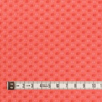 ポリエステル&レーヨン×スクエア(ルビーオレンジ)×ドビー_全2色 サムネイル4