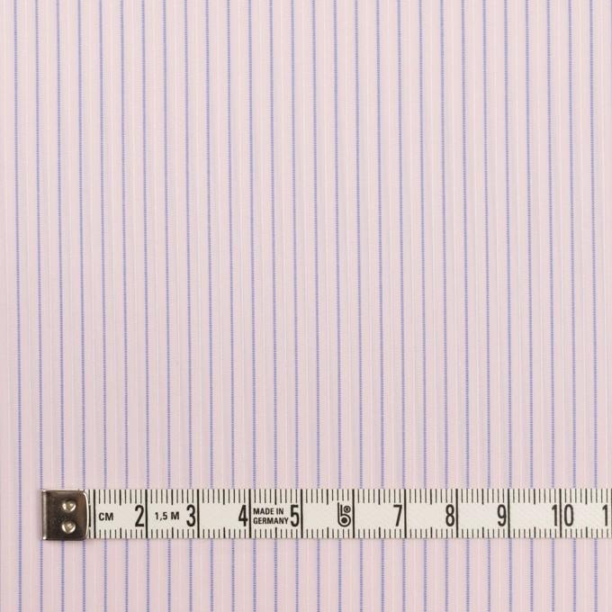 コットン×ストライプ(ローズミスト)×ブロードジャガード イメージ4