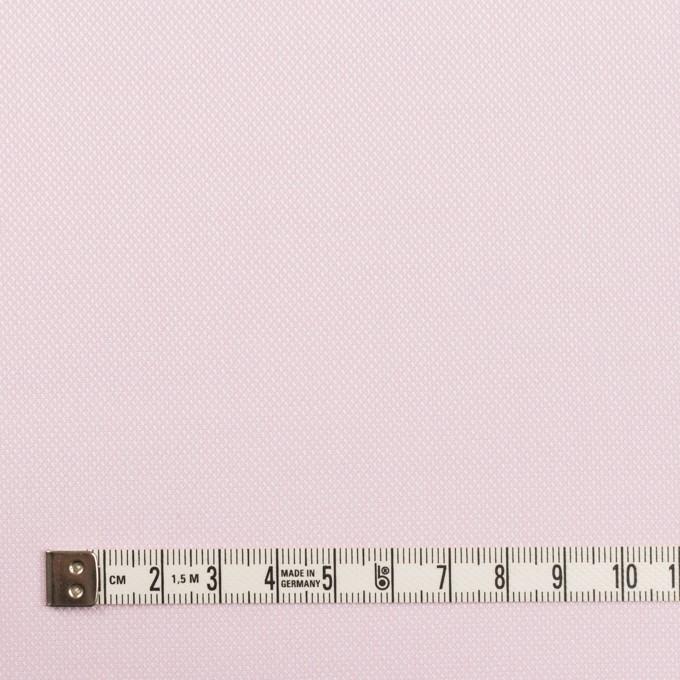 コットン×無地(チェリーブロッサム)×シャンブレー・斜子織 イメージ4