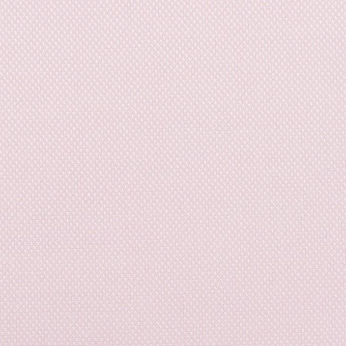 コットン×無地(チェリーブロッサム)×シャンブレー・斜子織 イメージ1