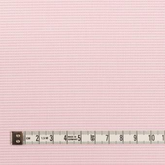 コットン×ボーダー(ピンク)×斜子織 サムネイル4
