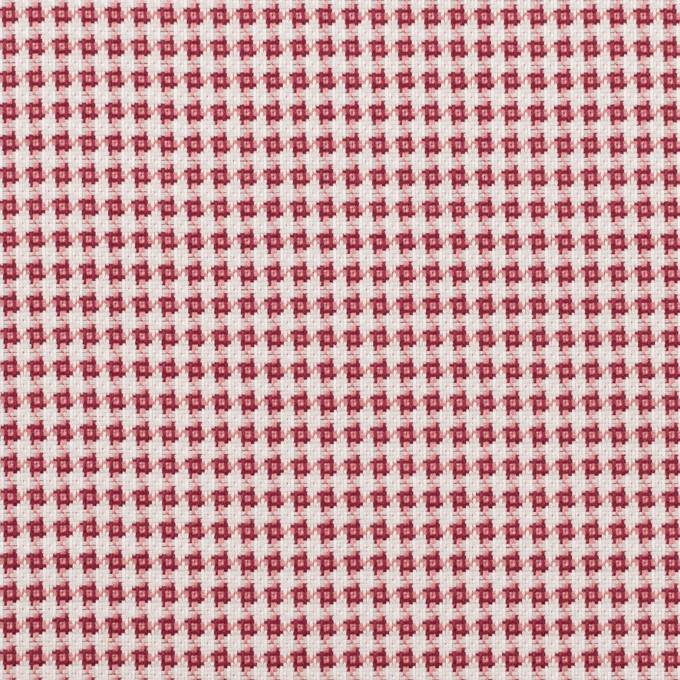 コットン×ウインドミル(レッド)×ドビー_全2色 イメージ1