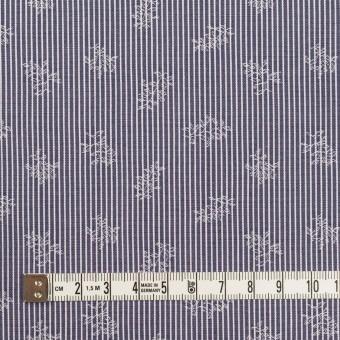 コットン×ストライプ(アッシュネイビー)×ブロードジャガード_全2色 サムネイル4