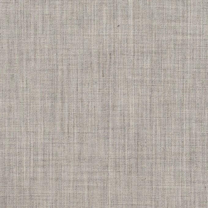コットン&ポリエステル×無地(ストーングレー)×シャンブレー・ローン_全4色 イメージ1