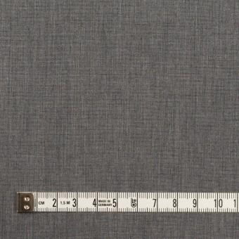 コットン&ポリエステル×無地(チャコールグレー)×シャンブレー・ローン_全4色 サムネイル4