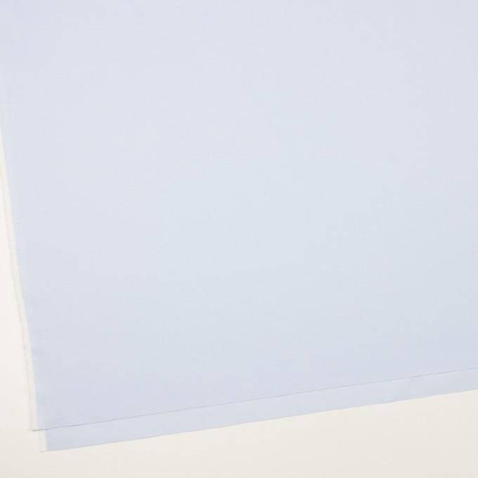 コットン×無地(ペールブルー)×薄オックスフォード イメージ2