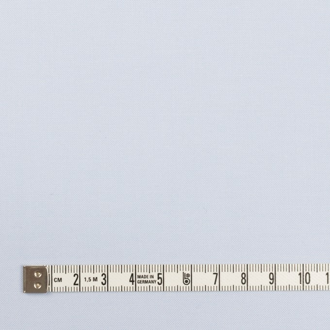 コットン×無地(ペールブルー)×薄オックスフォード イメージ4