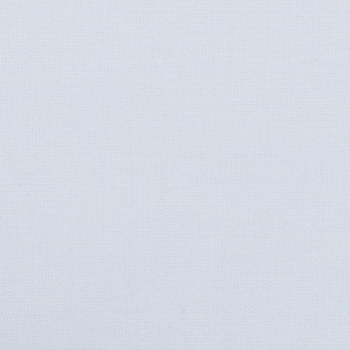 コットン×無地(ペールブルー)×薄オックスフォード イメージ1