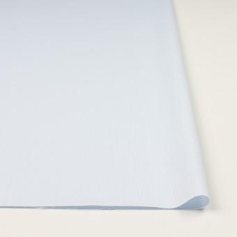コットン&ポリエステル×ストライプ(ペールブルー)×かわり織 サムネイル3