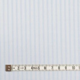 コットン×ストライプ(ペールブルー)×サージジャガード サムネイル4