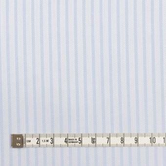 コットン×ストライプ(サックス)×サージジャガード サムネイル4