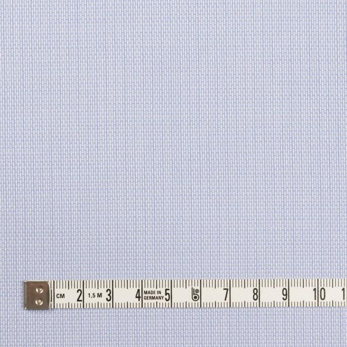 コットン×無地(サックス)×斜子織 イメージ4