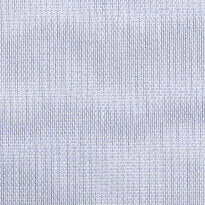 コットン×無地(サックス)×斜子織 イメージ1