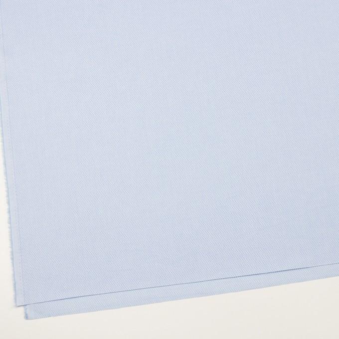 コットン×ダイヤ(サックス)×ボイルジャガード イメージ2