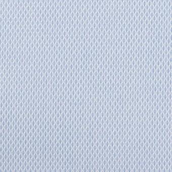 コットン×ダイヤ(サックス)×ボイルジャガード
