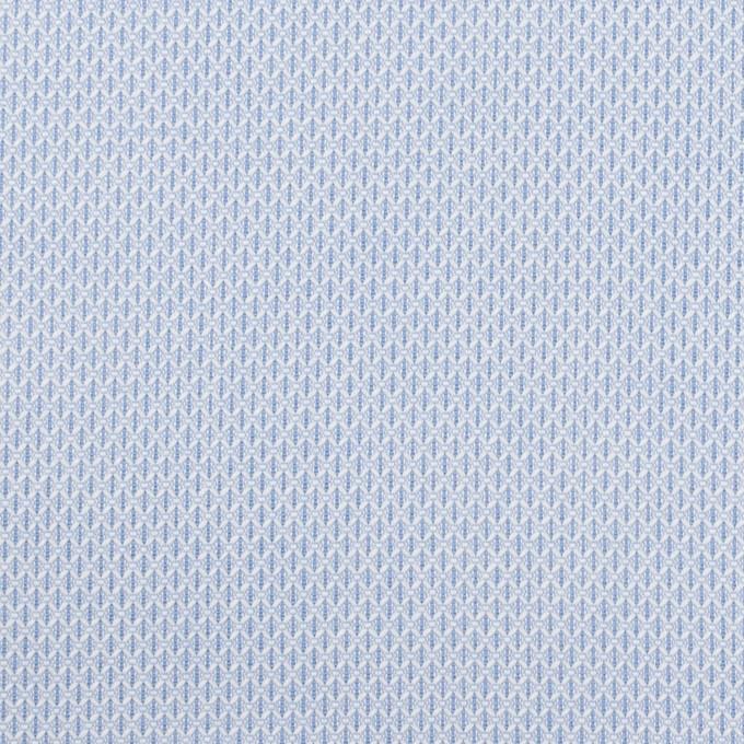コットン×ダイヤ(サックス)×ボイルジャガード イメージ1